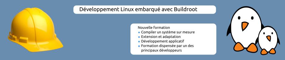 Développement Linux embarqué avec Buildroot