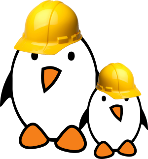 Penguin workers