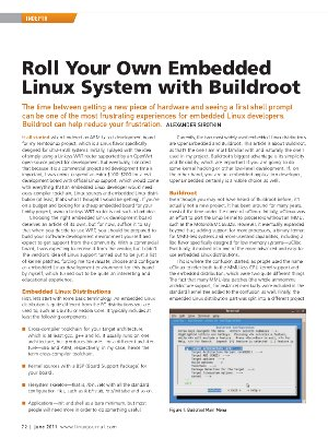Linux Journal 206 Buildroot