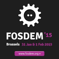 FOSDEM Banner