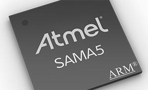 Atmel SAMA5