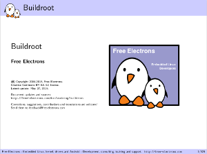 buildroot-slides