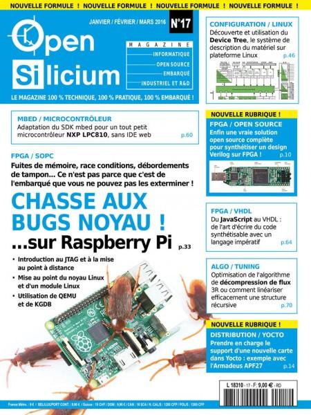 Open Silicium #17