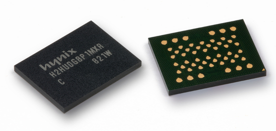 Hynix NAND flash
