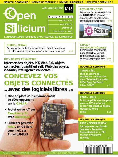 OpenSilicium #18