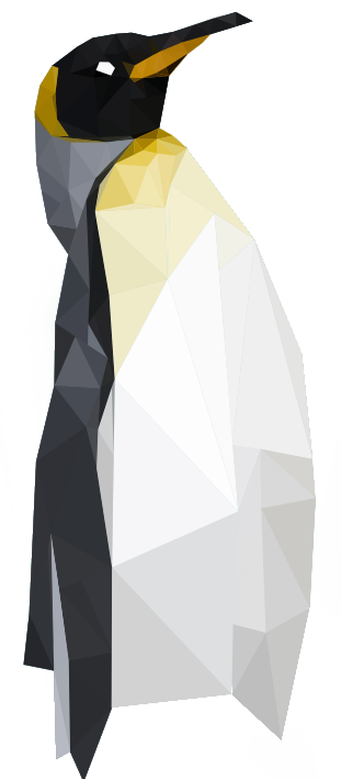 Penguin from Mylène Josserand