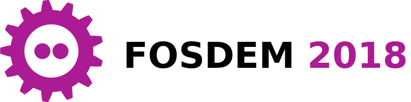 Fosdem 2018 logo